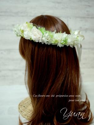 花冠 プリザーブドフラワー